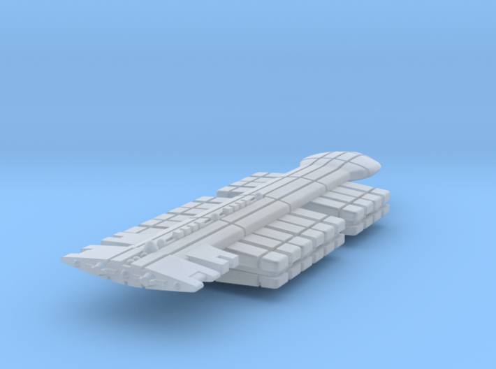 Freighter Type 3 3d printed