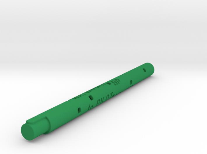 Adapter: Waterman BP To Coleto 3d printed