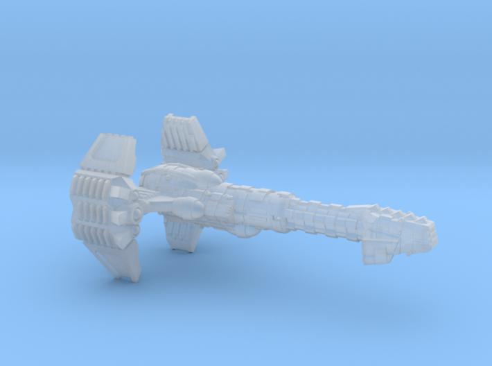 Sogna Class Battler - 1:10000 3d printed