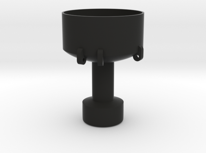 1/96 scale Buoy at Sea - Bottom 3d printed
