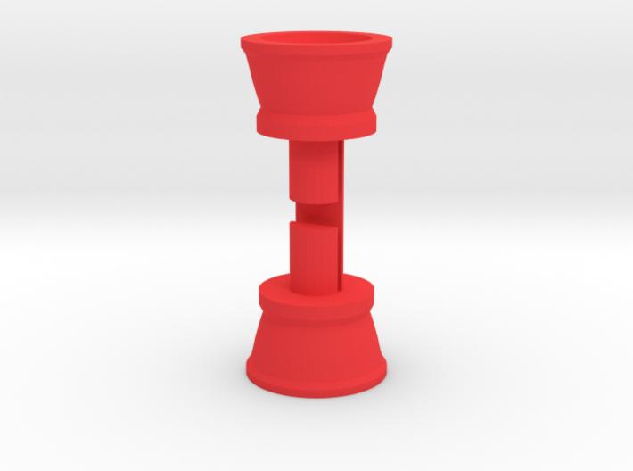 Dinky Underthruster Enhanced Pair 3d printed