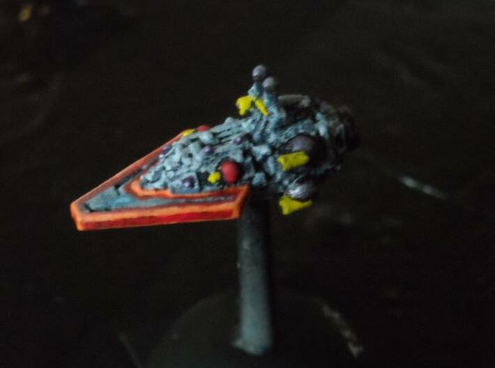 VA106 Torrid Sky Destroyer 3d printed Painted model