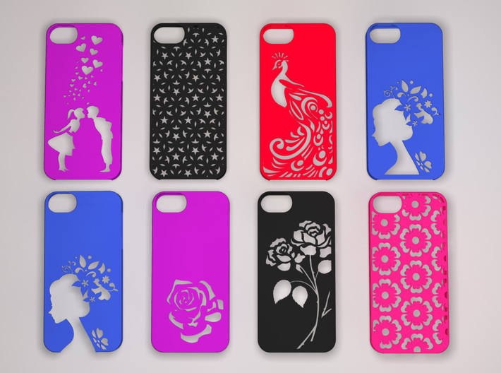 Flowergirl iPhone Case 3d printed 3d printed iphone cases