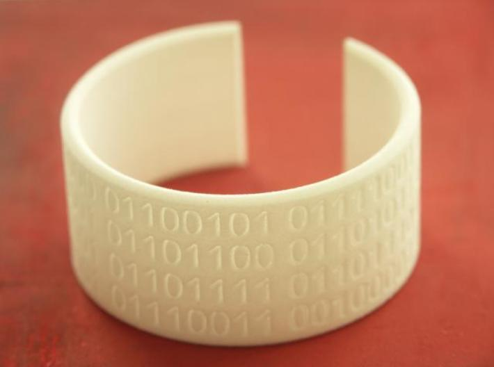 They Walk Among Us!! - Bracelet 3d printed Photo 3