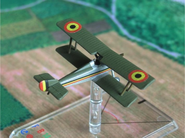 1/144 Hanriot HD.1 3d printed Photo of FUD model by Alex (Schlonz at wings or war forum)