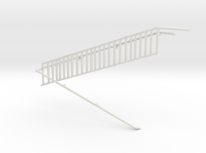 MOF Stair Railing#3 3d printed