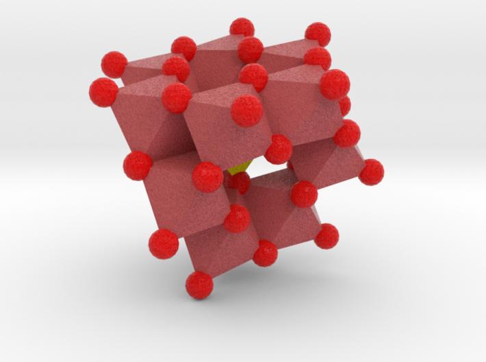 Epsilon Keggin ion 3d printed