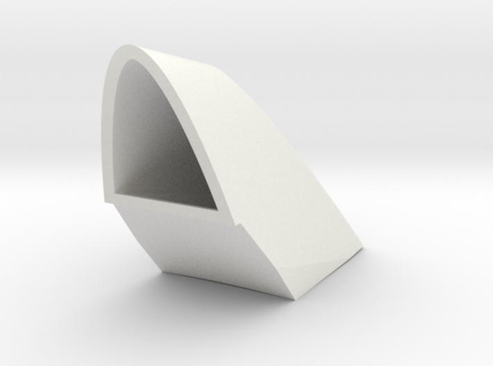 Intake 3d printed