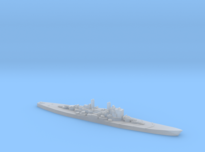 1/1800 Scale HMS Vanguard 3d printed