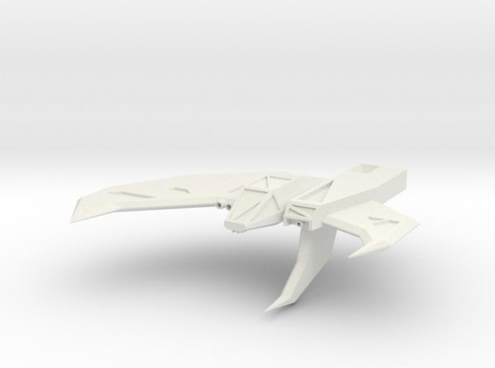 Wing Commander Kilrathy Strakha MK2 3d printed