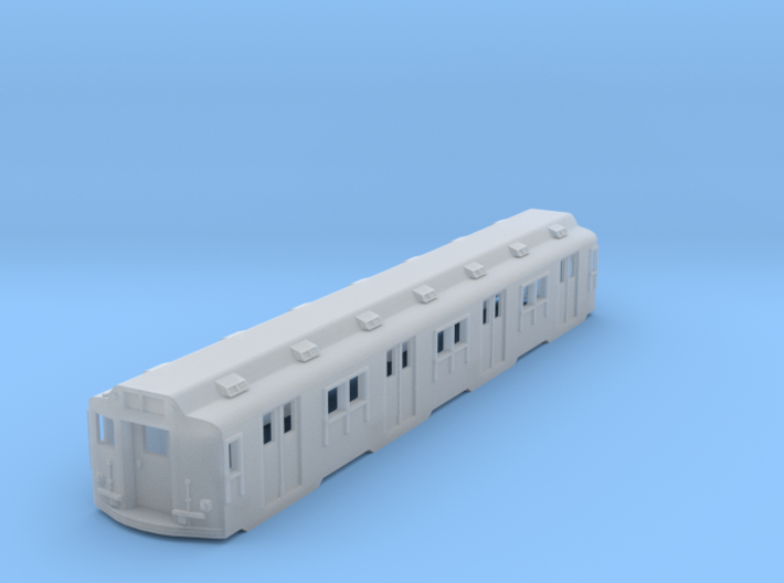 NYCTA R-10 Trailer (Unpowered) 3d printed