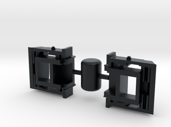 CP0004 GE Early Coupler Plates Type F 1/87.1 3d printed