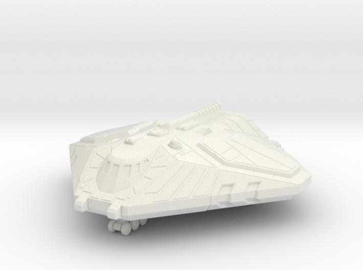 Cargo Shuttle 3d printed