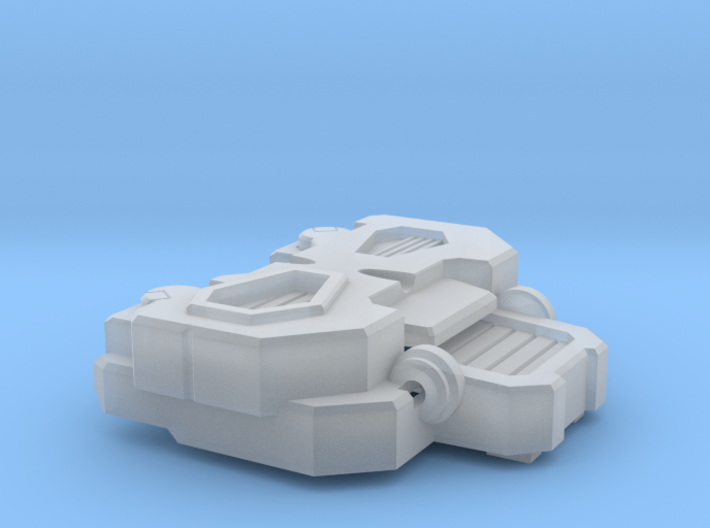 The Inquisitor's Chest for Titans Return - High De 3d printed
