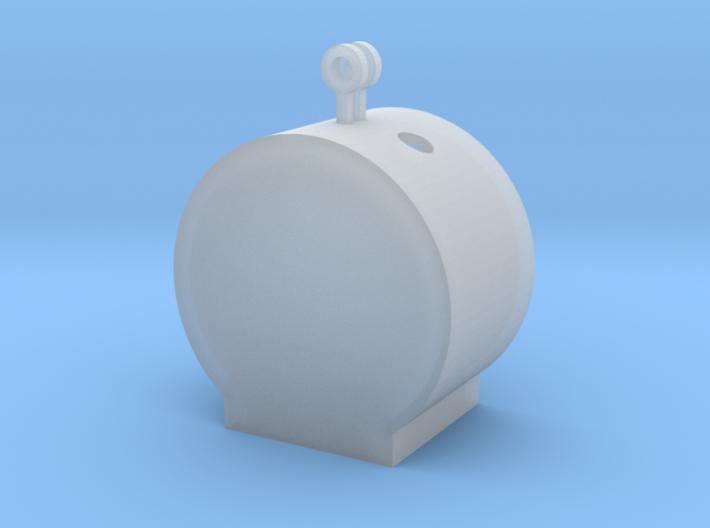 Altglascontainer Trommel 1:120 TT 3d printed