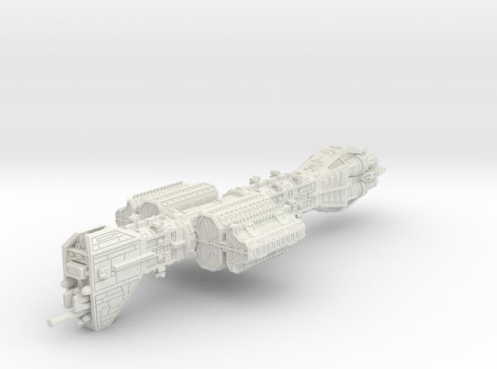 EA Omega Armada Scale 3d printed
