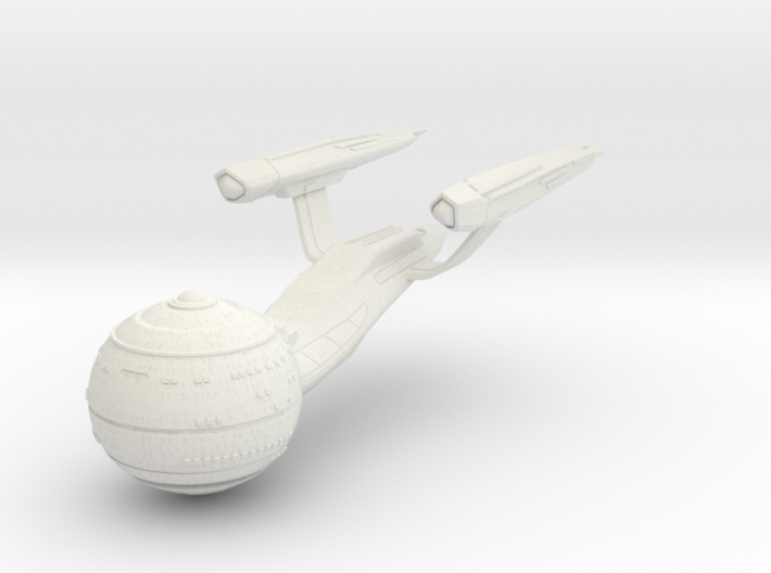 Hermes Class Scout 3d printed