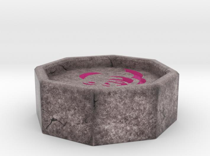 Pig Talisman 3d printed