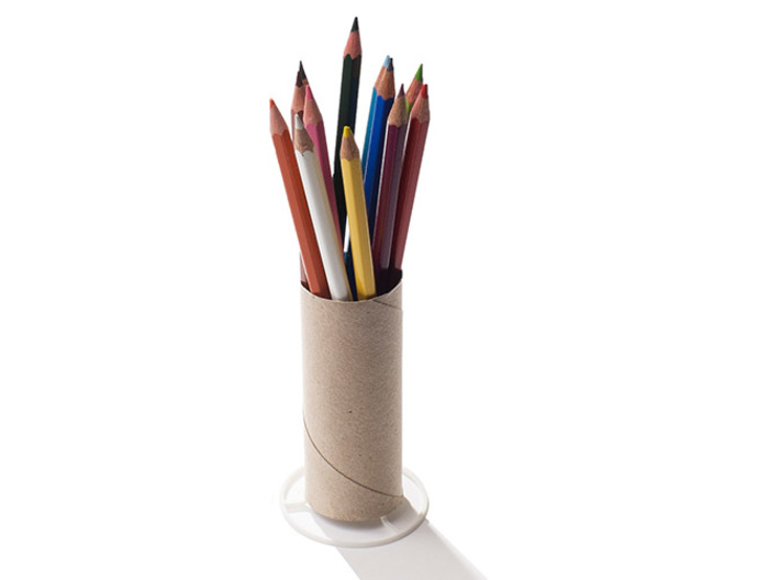 tp Pencil Holder 3d printed