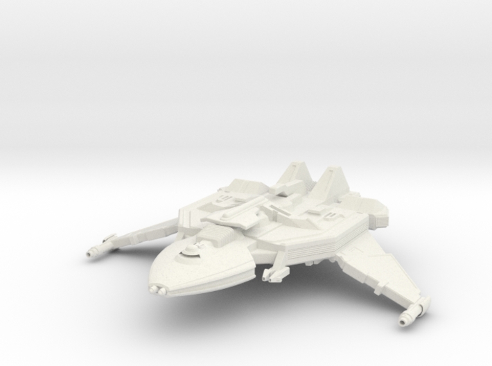 Peregrin Class Feighter 3d printed