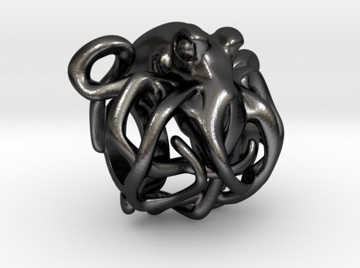 Octopus Lantern Pendant 3d printed