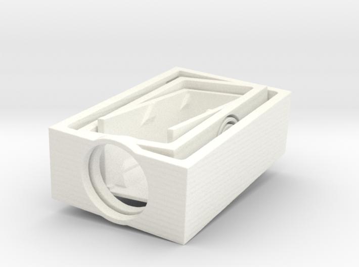 3dprint helixflexure gimbal 3d printed