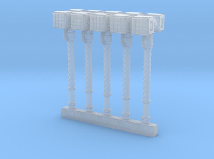 Mk2 - Techno-Hammer (x5) 3d printed