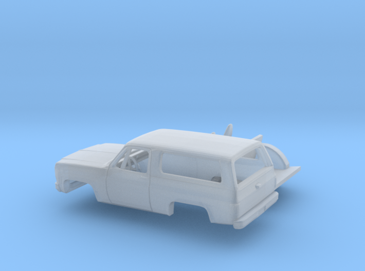 1/87 1973-79 Chevrolet Blazer Kit 3d printed