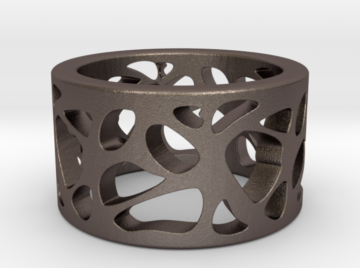 breathing ring 3d printed