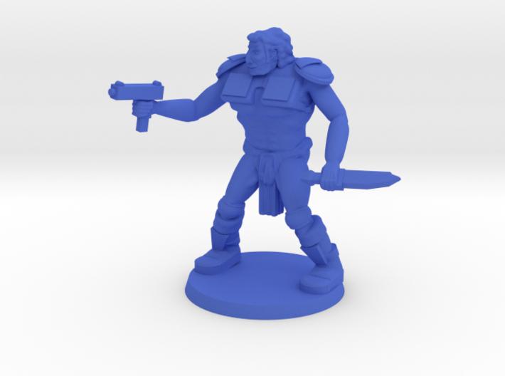 Head Raider Drokk 3d printed