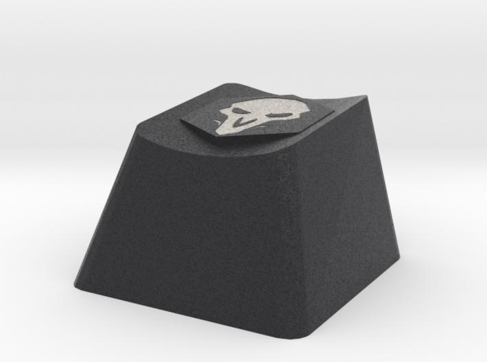 Overwatch Reaper Cherry MX Keycap 3d printed