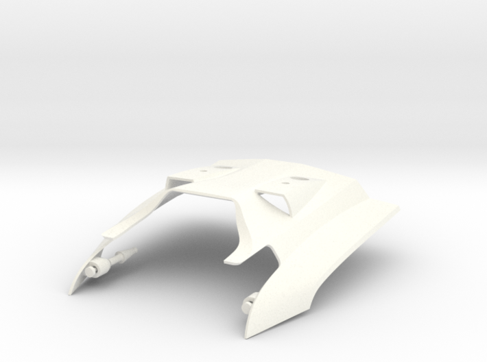 045021-00 Ampro Super Fly 2.0 Rear Body 3d printed