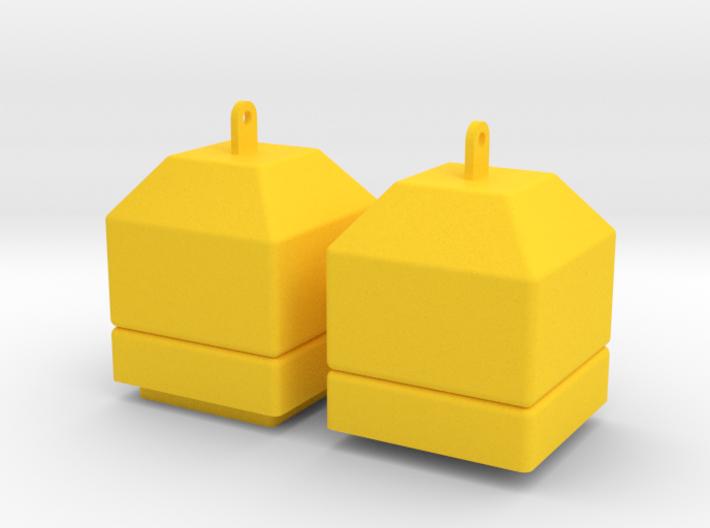 Buoy 1:50 3d printed
