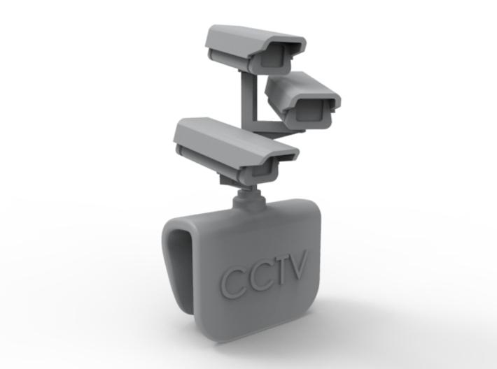 CCTV Privacy clip 3d printed