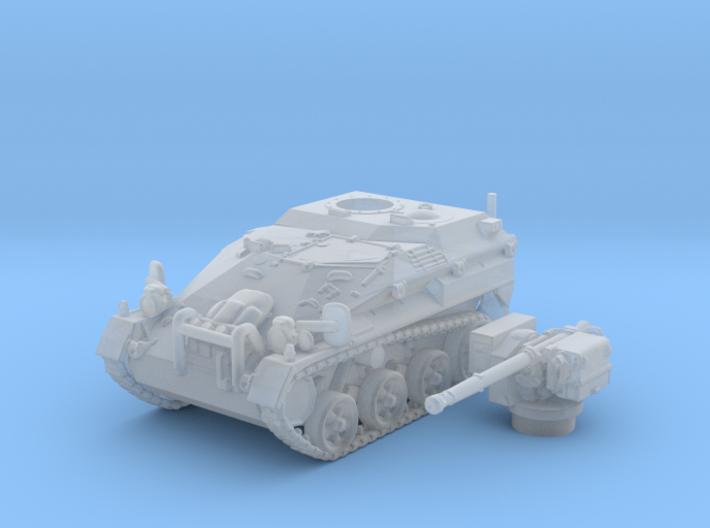 1/120 (TT) German Wiesel 1 TOW AFV 3d printed 1/120 (TT) German Wiesel 1 TOW AFV