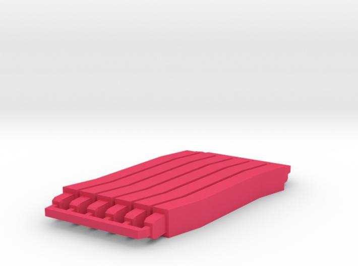Rose-6-short-sprued 3d printed