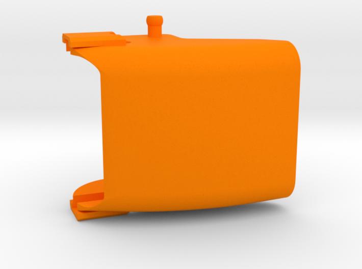 Kamintop zur Wurfweitenverstellung, 25 mm breit 3d printed