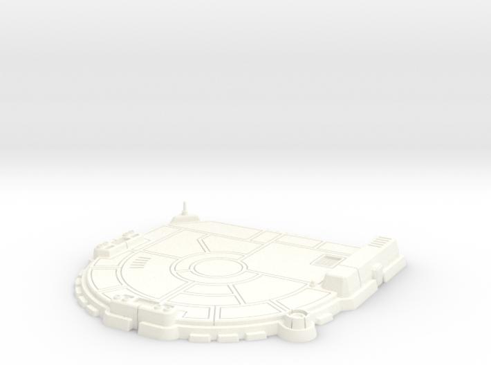 1/270 Rebel Landing Pad 3d printed
