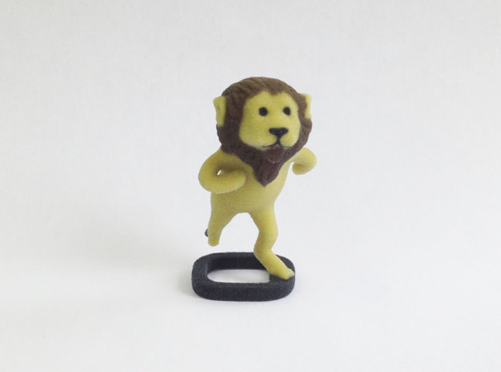 Jailbait Lion 3d printed