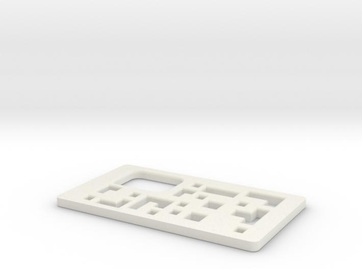 Dr.Taly box mod v1 cover tetrix style 3d printed