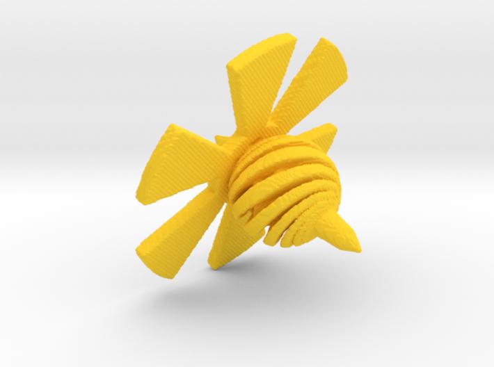 Loxodrone 3d printed