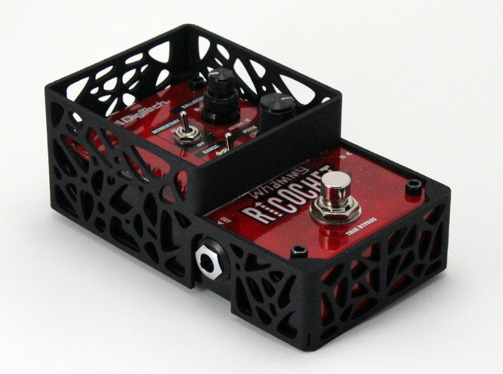 DigiTech Ricochet pedal cover 3d printed