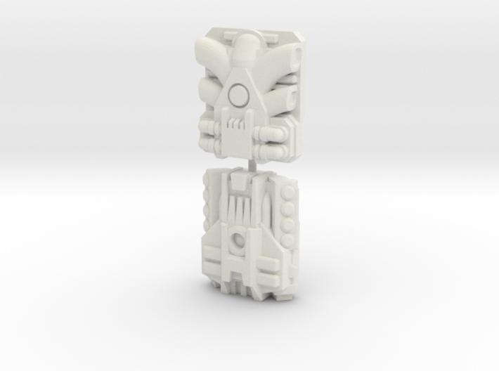 Overlord PowerMaster 2-Pack (Titans Return) 3d printed