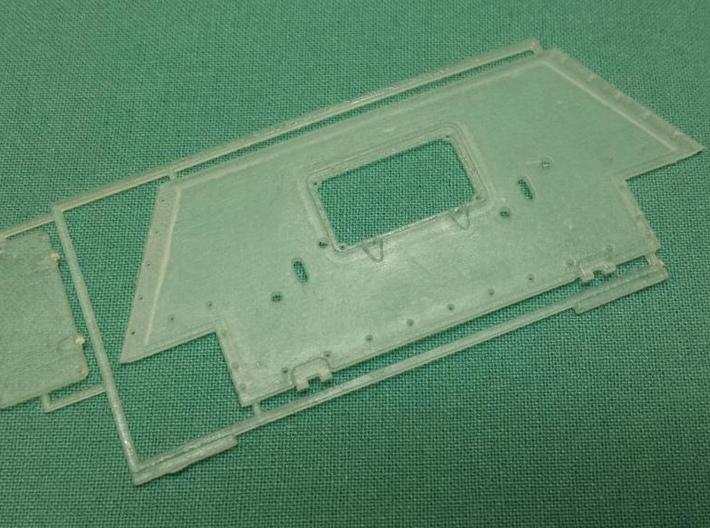 T-34 Armor Plate from Factory 112 Typ 3 1/35 3d printed Add a caption...
