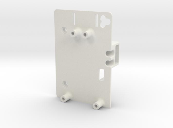 vesc_mount 3d printed