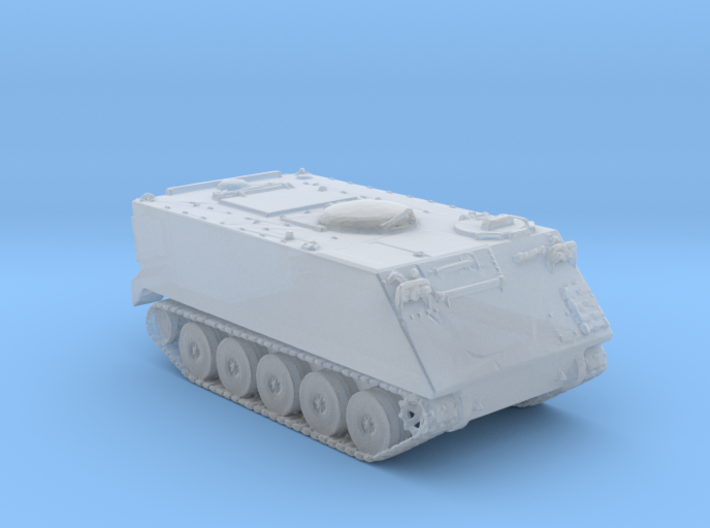M113 V1 1:220 scale 3d printed