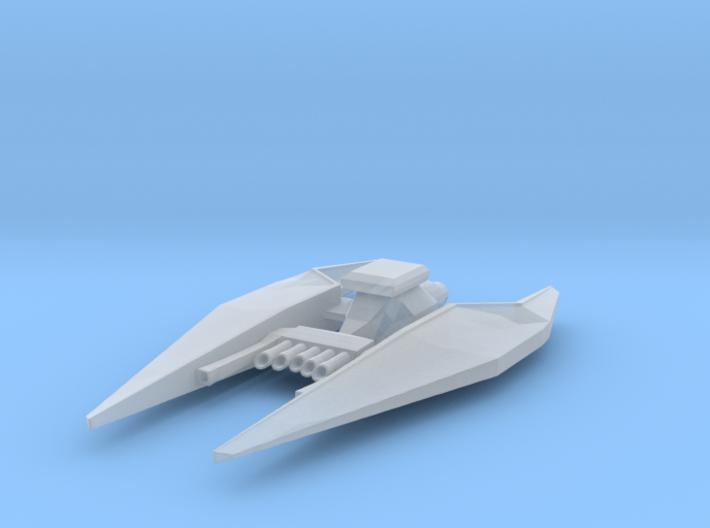 NR Dag'Kar Missle Frigate Armada Scale 3d printed