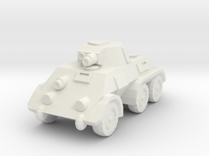 N Scale Pantserwagen DAF M39 3d printed