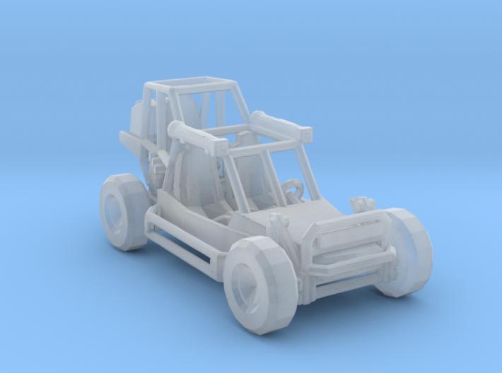 Light Strike Vehicle v1 1:160 scale 3d printed