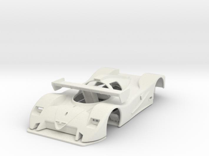 1:32 FULL SLOT CAR ALFA ROMEO SE048 GROUP C 3d printed